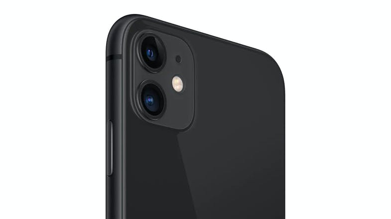Apple iPhone 11 64GB on Spark - Black