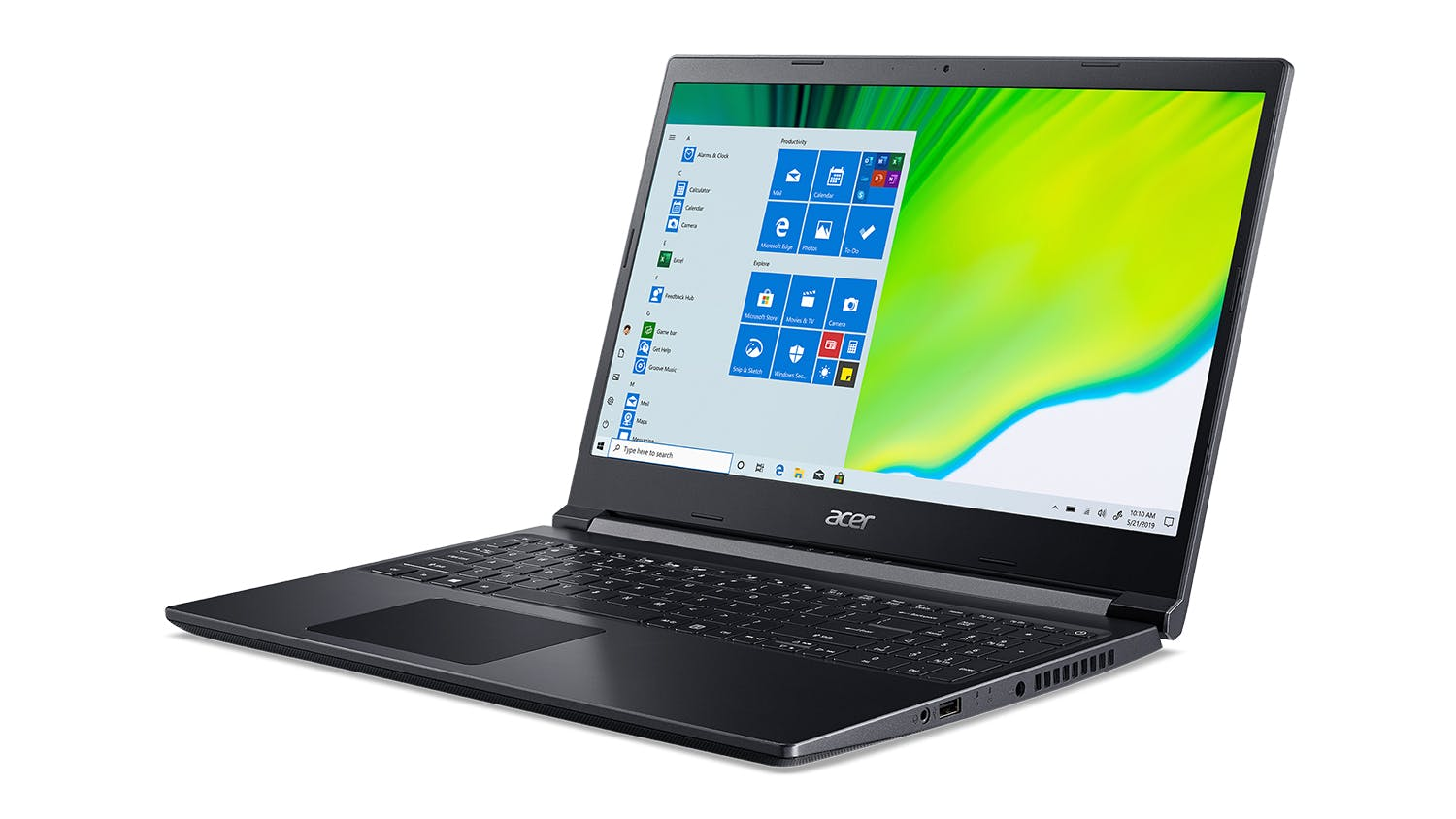 "Acer Aspire 7 15.6"" Laptop"