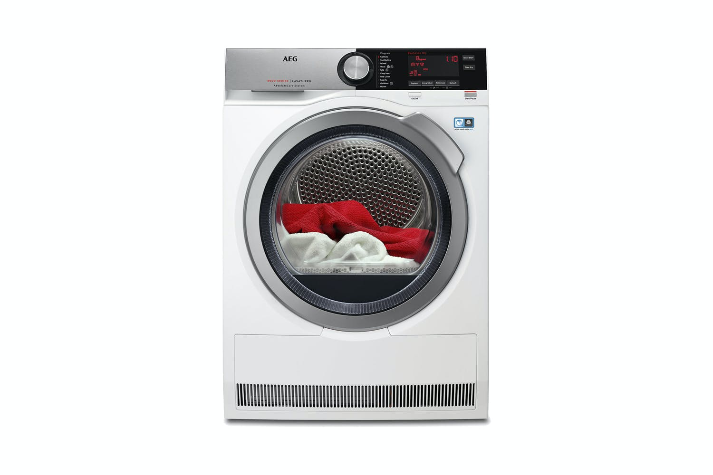 Image of AEG 8kg Heat Pump Clothes Dryer