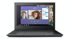 "Lenovo 100E Chromebook (2nd Gen) 11.6"" Laptop"