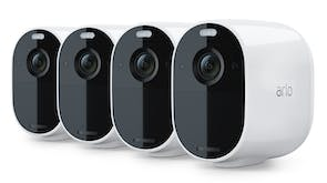 Arlo Essential Wire-Free Spotlight Camera - 4 Pack