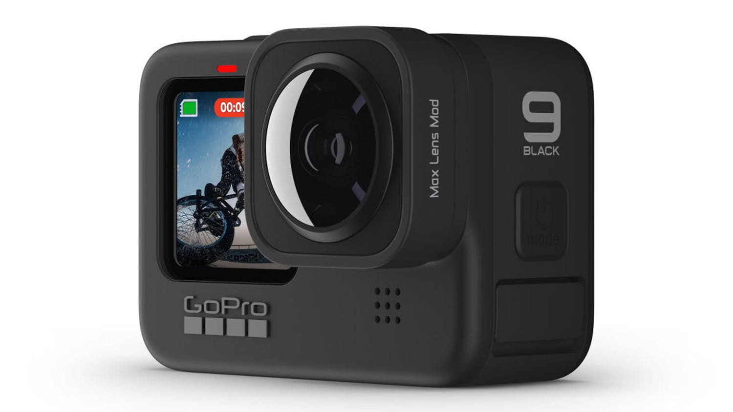 GoPro Max Lens Mod for HERO9 Black