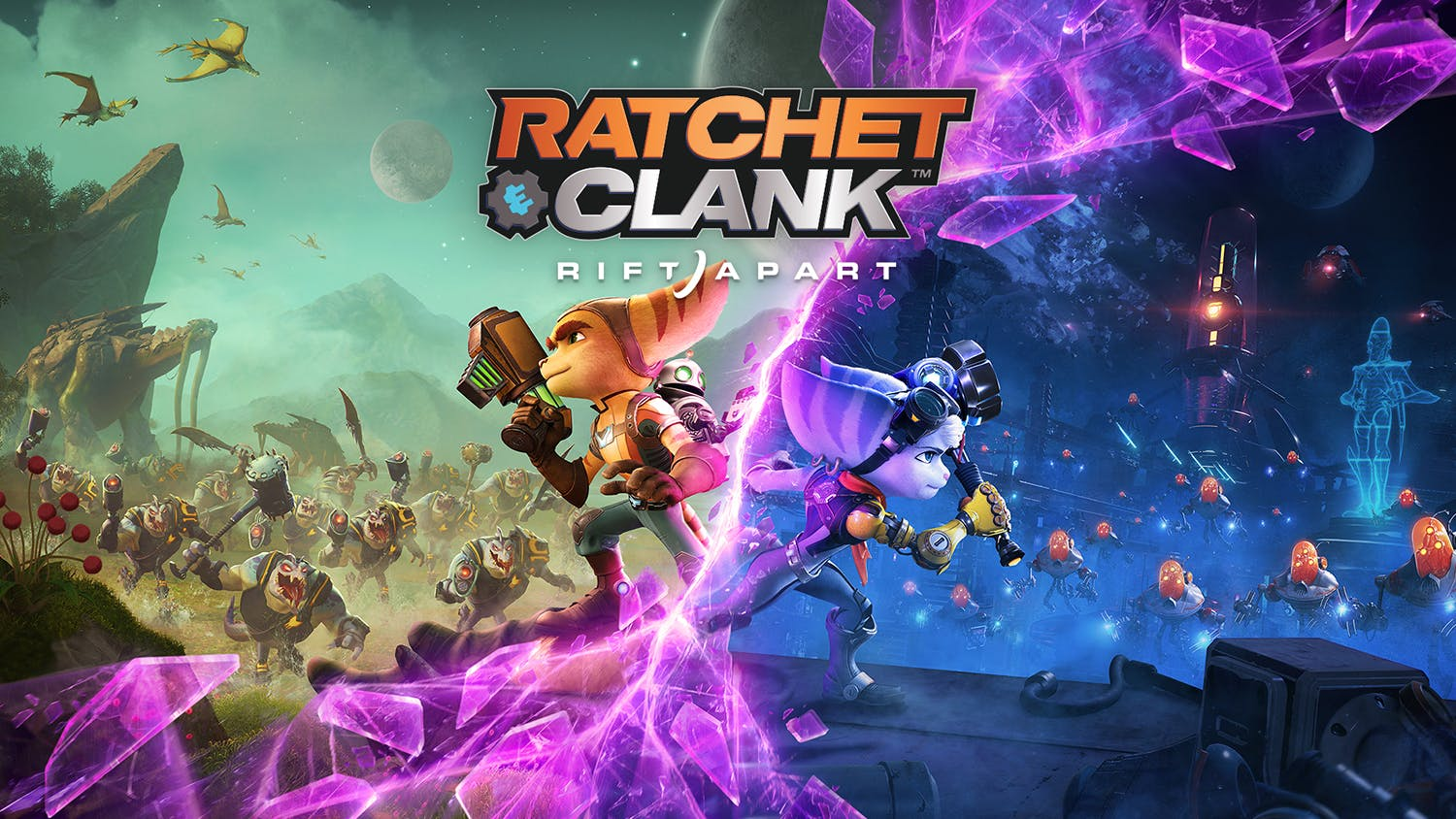 PS5 - Ratchet and Clank: Rift Apart (CTC)
