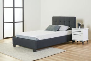 Alpha 20cm Soft Long Single Mattress by Tempur