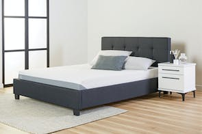 Alpha 20cm Firm King Mattress by Tempur