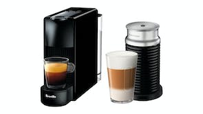 "Nespresso Breville ""Essenza Mini"" Espresso Machine - Piano Black"