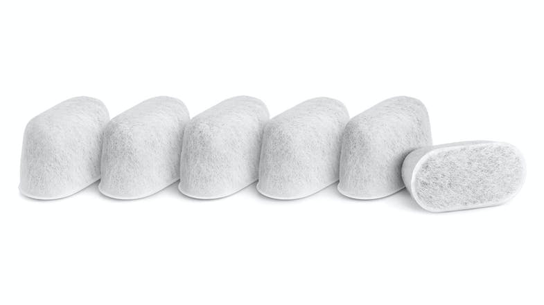 Breville Espresso Machine Water Filters - 6 Pack
