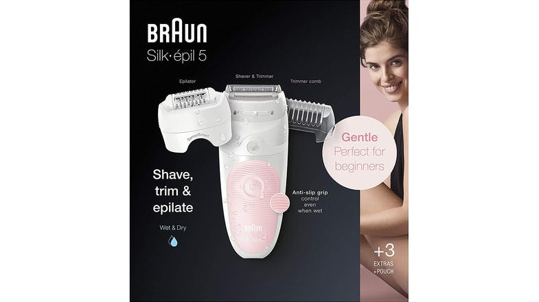Braun Silk-Epil 5 Wet & Dry Epilator