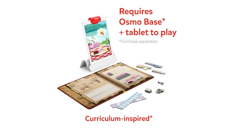Osmo Maths Wizard and the Secrets of the Dragons Game (2020)