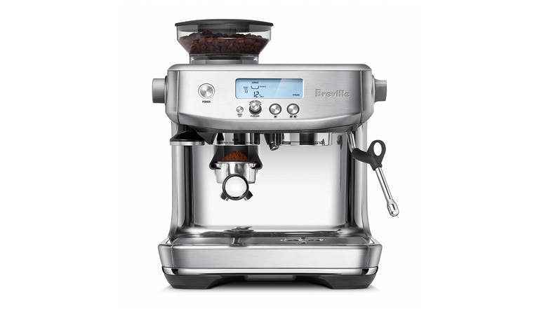 "Breville ""the Barista Pro"" Espresso Machine - Stainless Steel"