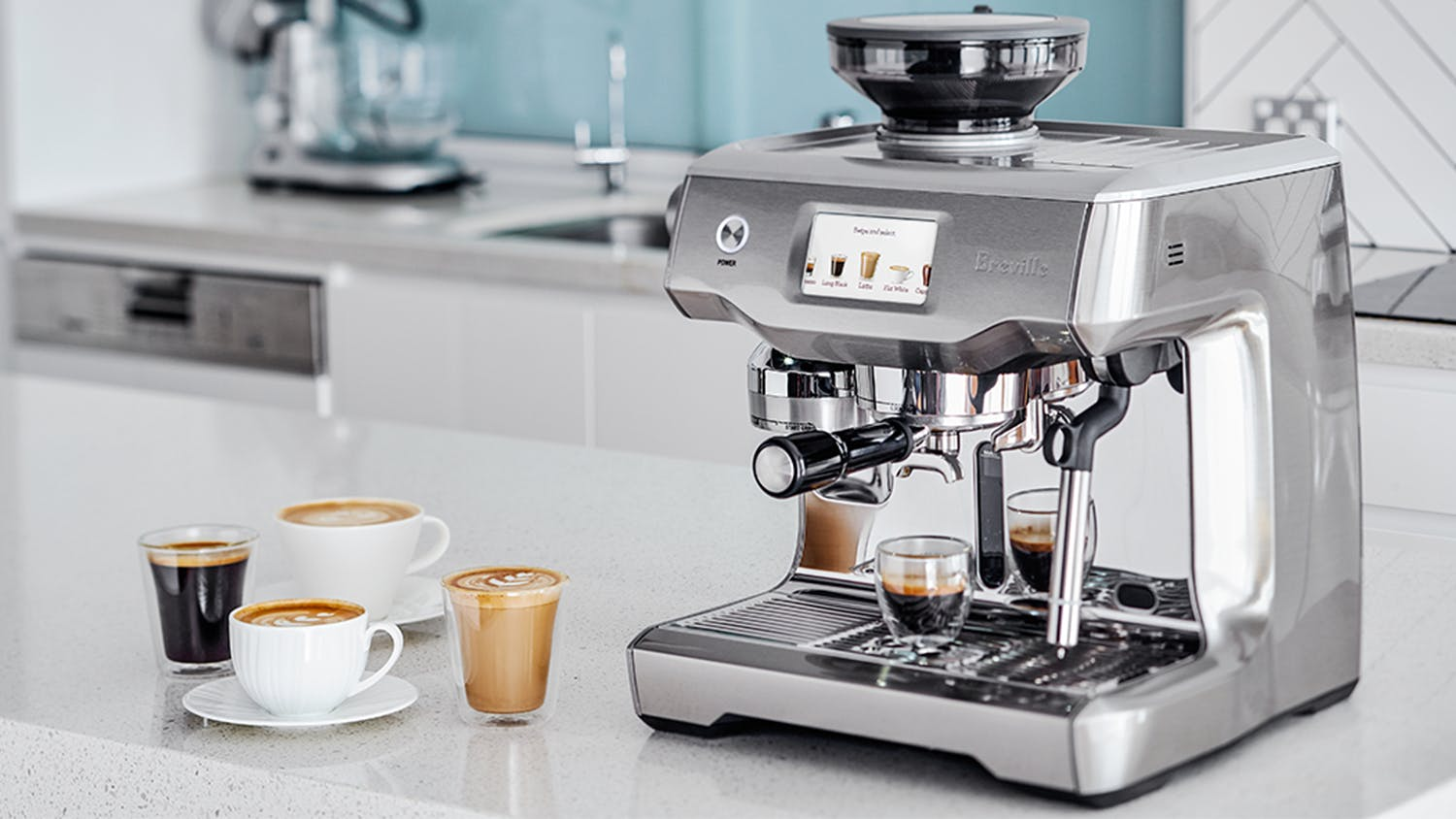Breville The Oracle Touch Espresso Machine