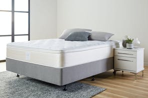Natura Medium Queen Bed by Sleep Smart