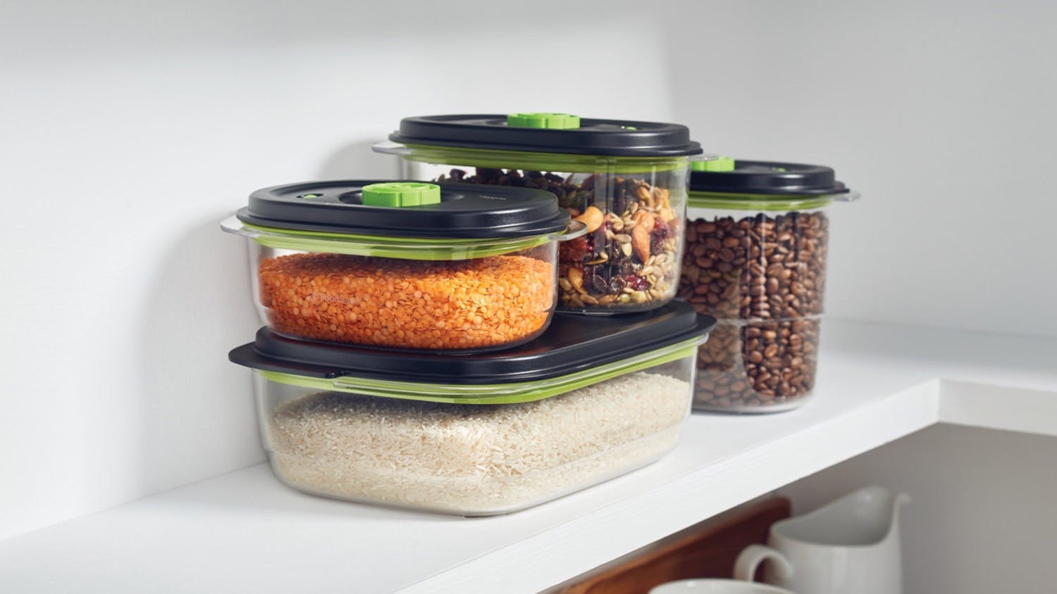 FoodSaver 10 Cup Containers