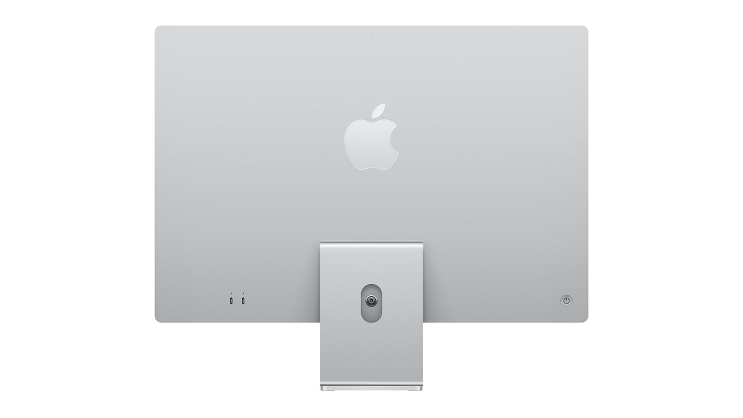 "Apple iMac 24"" M1 8-Core CPU & 7-Core GPU 8GB-RAM 256GB-SSD with Retina 4.5K Display - Silver (2021)"