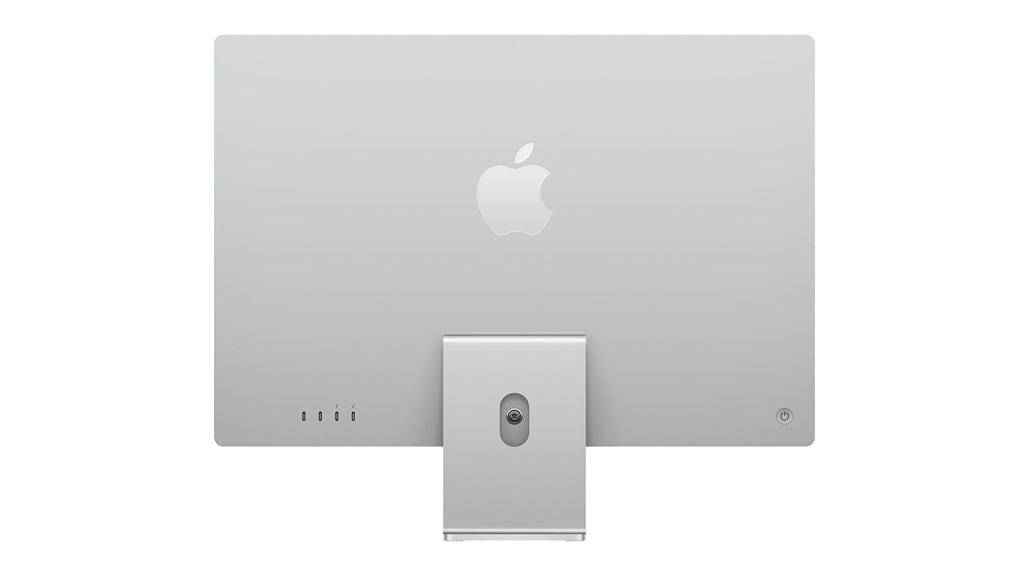 "Apple iMac 24"" M1 8-Core CPU & 8-Core GPU 8GB-RAM 512GB-SSD with Retina 4.5K Display - Silver (2021)"