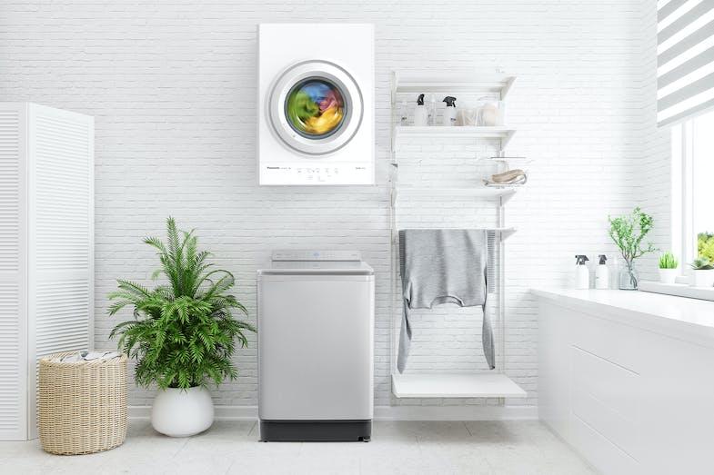 4Panasonic Open Laundry FD10X1 E80JA1 Inverted Wall Hung V2 iopq bn