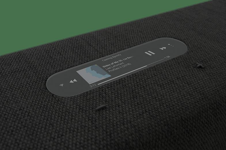 6HK Citation Bar Detail LCD BLACK
