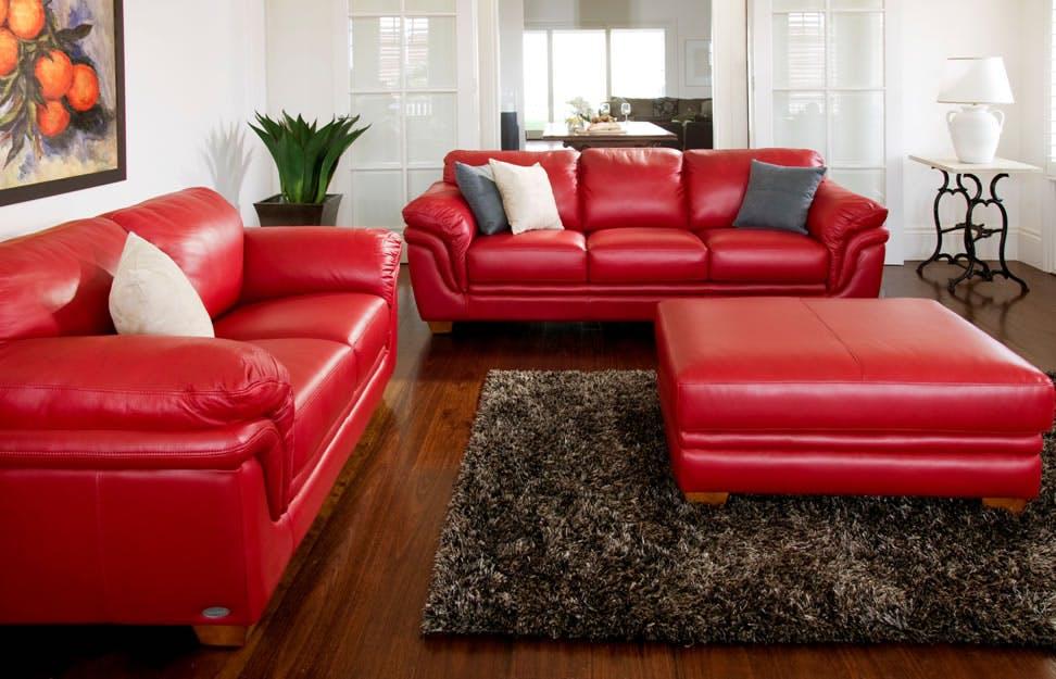 Demi 2 Piece Leather Lounge Suite By La Z Boy Harvey Norman New Zealand