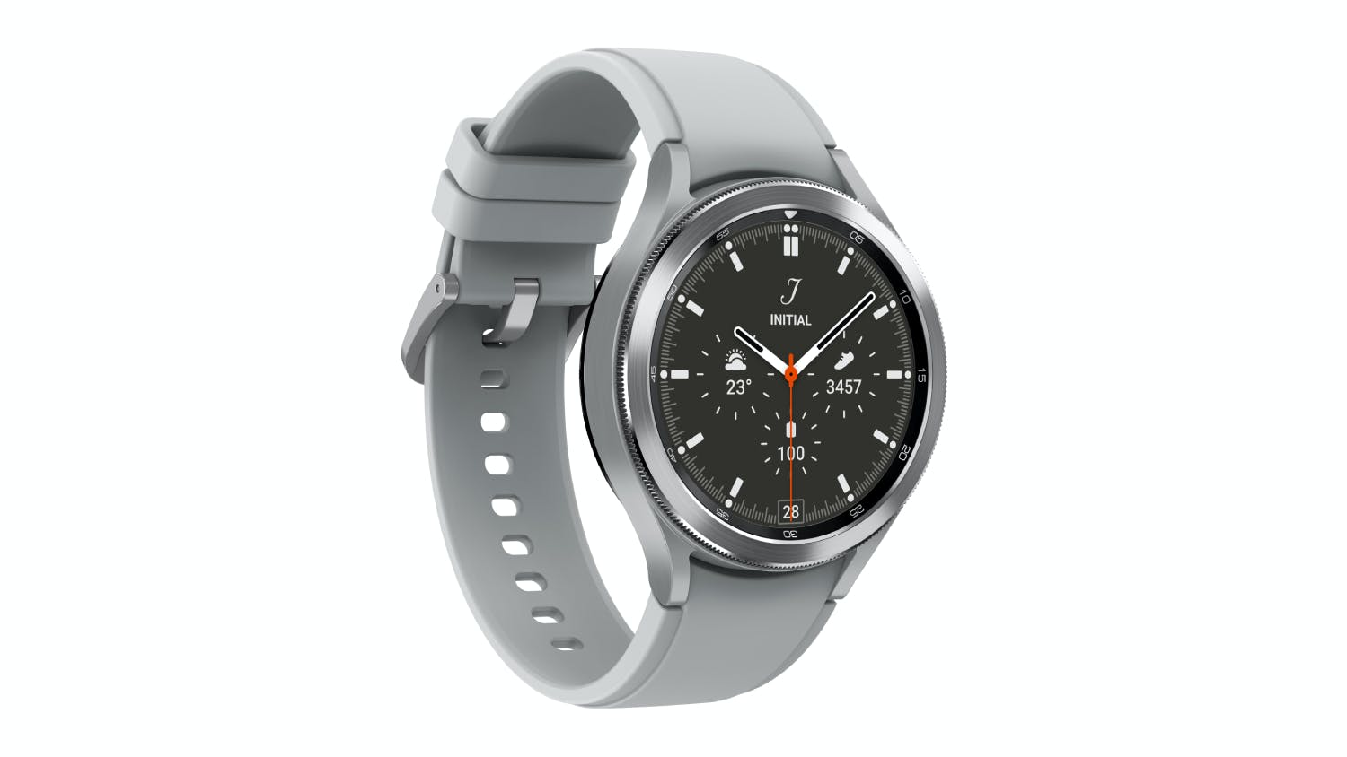 Image of Samsung Galaxy Watch4 Classic 46mm - Silver