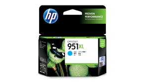 HP 951XL High Capacity Ink Cartridge - Cyan