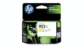 HP 951XL High Capacity Ink Cartridge - Yellow