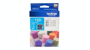 Brother LC133C Ink Cartridge - Cyan