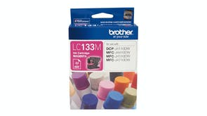 Brother LC133M Ink Cartridge - Magenta
