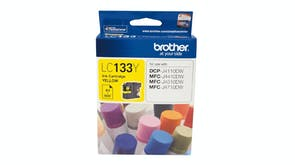 Brother LC133Y Ink Cartridge - Yellow