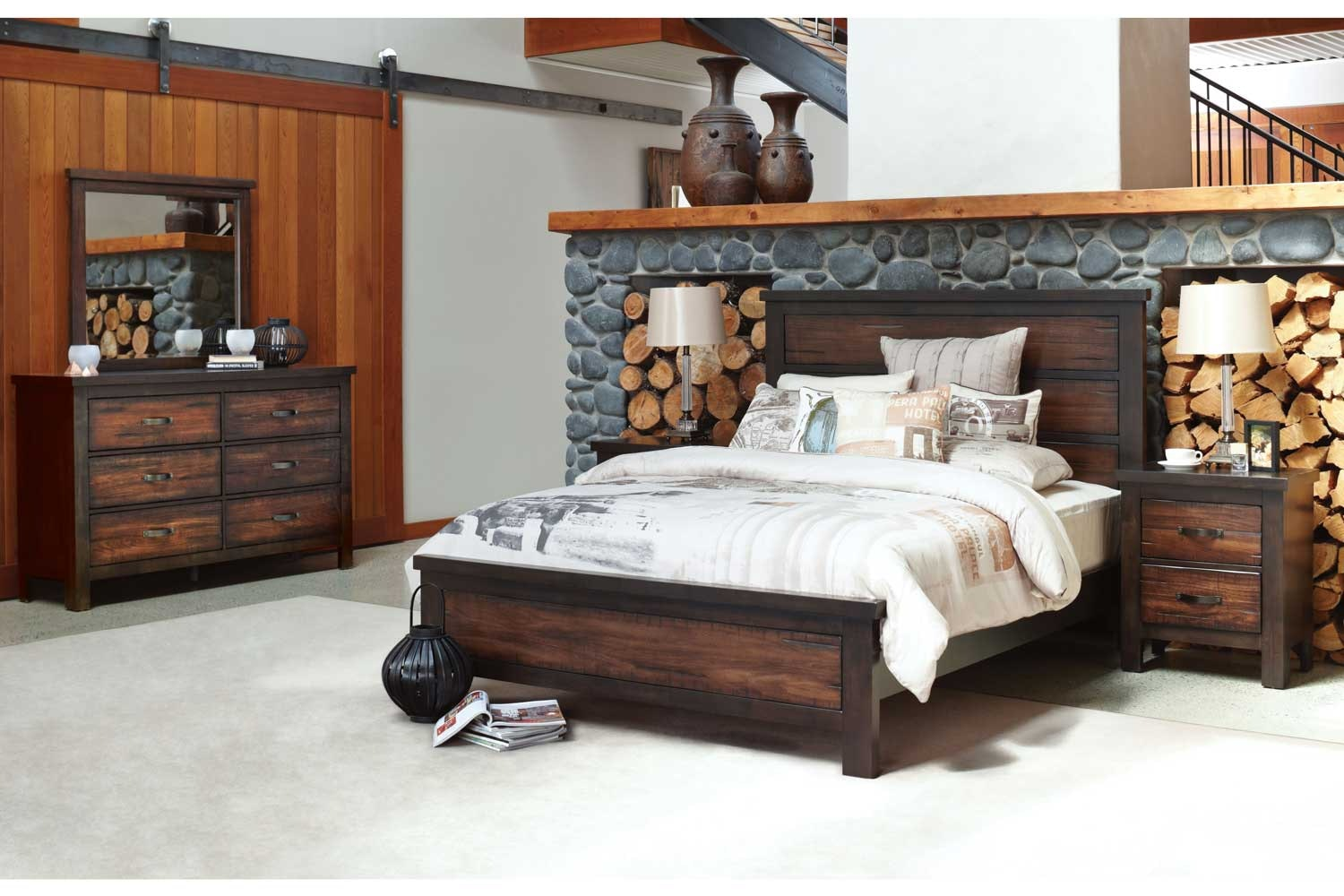 Anchorage Bedroom Furniture by Stoke Furniture
