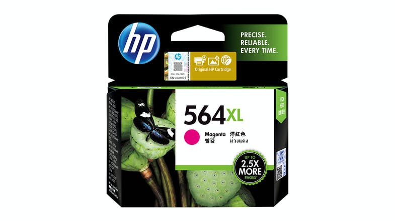 HP 564XL High Capacity Magenta Ink Cartridge