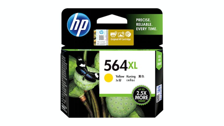HP 564XL High Capacity Yellow Ink Cartridge