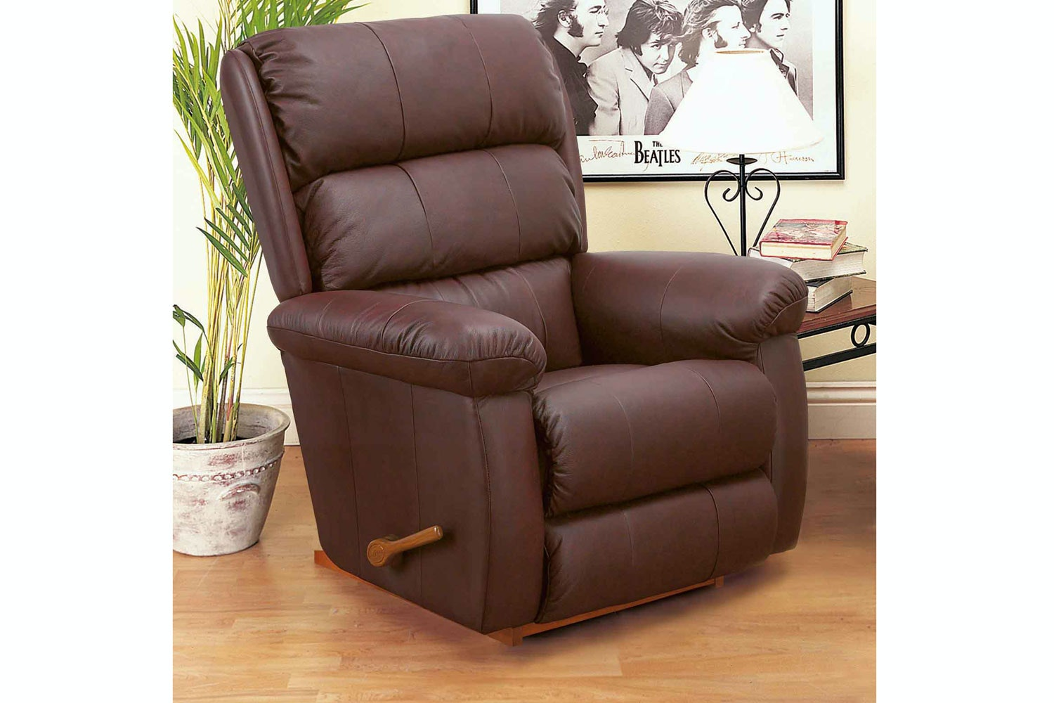 Rapids Leather La-Z-Boy® Recliner Chair