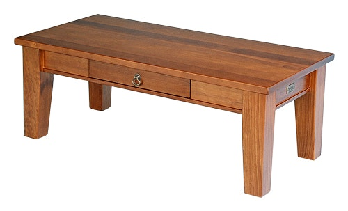 Ferngrove Coffee Table with Drawer by Coastwood