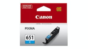 Canon CLI651 Ink Cartridge - Cyan