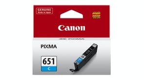 Canon CLI651 Cyan Ink Cartridge