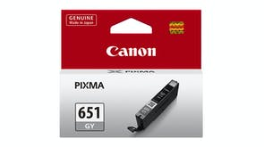 Canon CLI651 Ink Cartridge - Grey