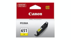 Canon CLI651 Yellow Ink Cartridge