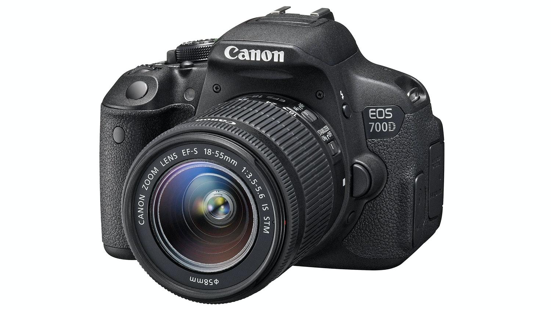 Canon EOS 700D DSLR Single Lens Kit