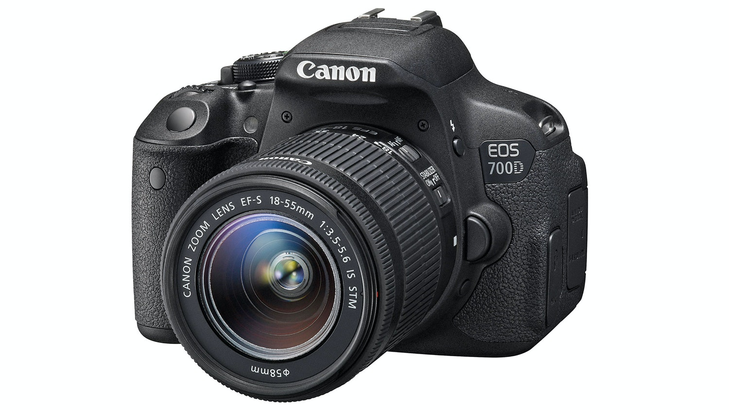 Canon EOS 700D DSLR Single Lens Kit