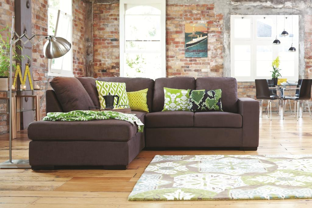 Jet 3 Seater Chaise