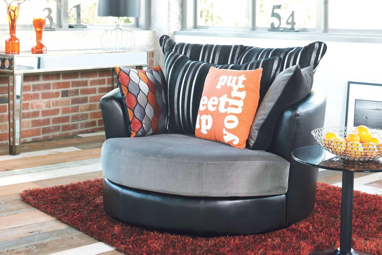 Large Swivel Chairs Living Room Boston Fabric Swivel Chair Large Harvey Norman New Zealand