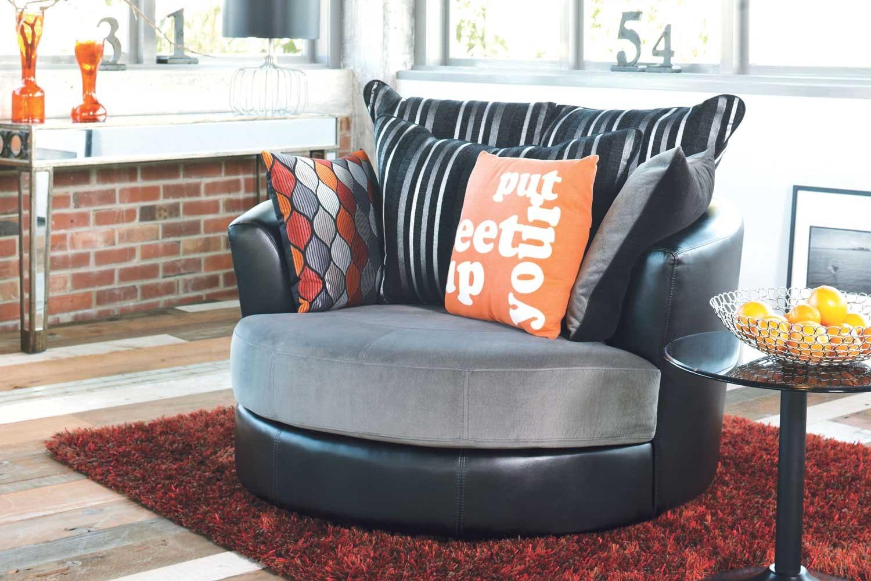 Gentil Swivel Lounge Chair Nz   Boston Fabric Swivel Chair Large Harvey Norman New  Zealand