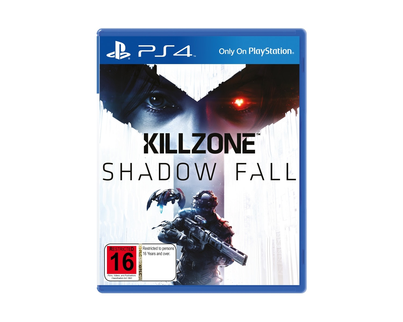 PS4 Killzone Shadow Fall