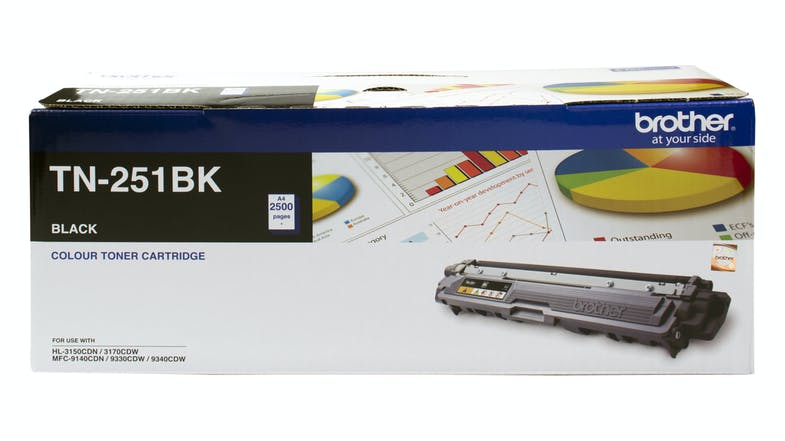 Brother TN251BK Black Toner