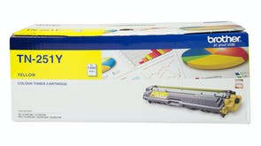 Brother TN251Y Toner Cartridge - Yellow
