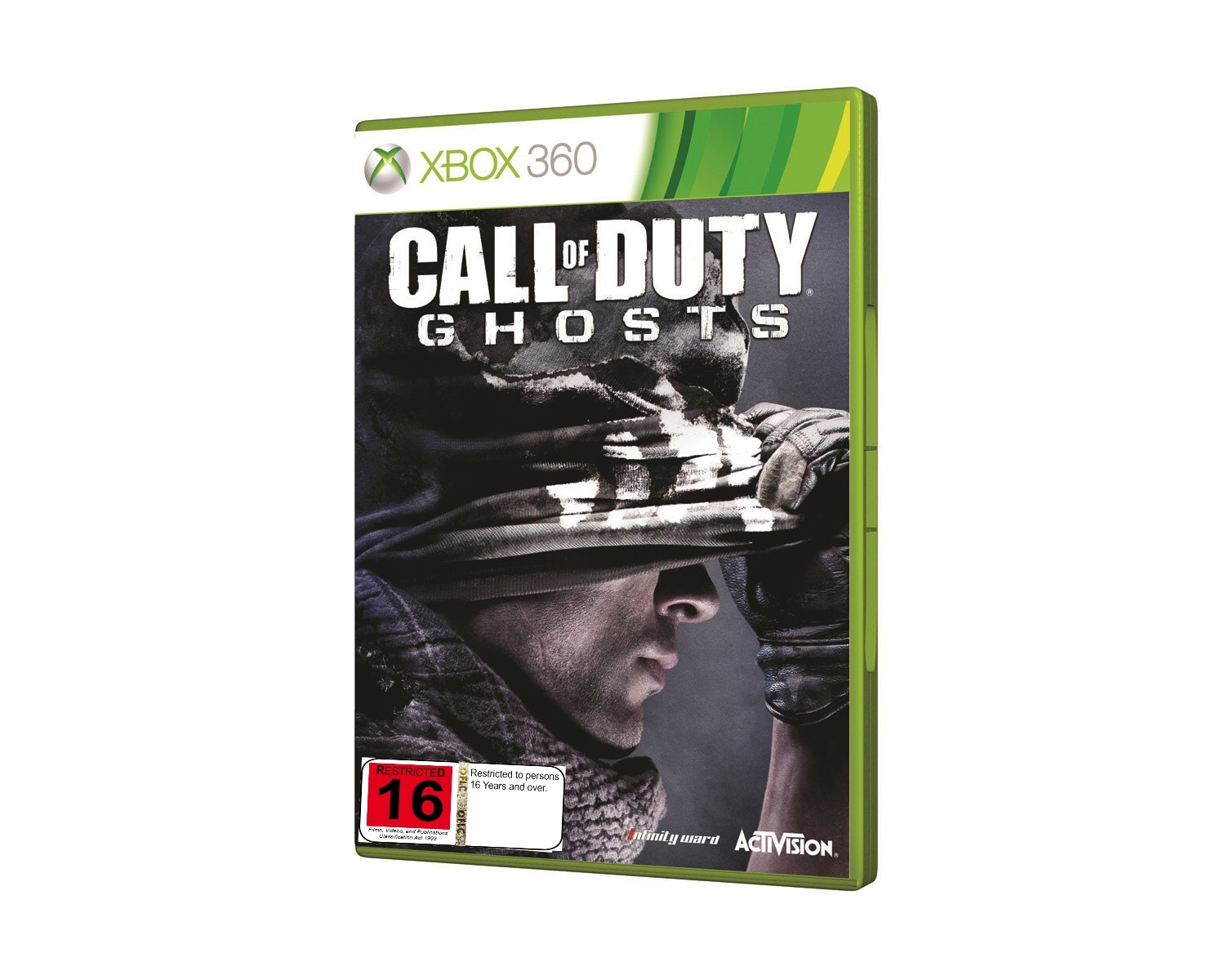 360 Call of Duty Ghosts
