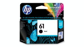 HP 61 Ink Cartridge - Black