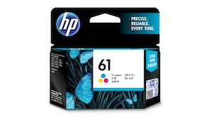HP 61 Ink Cartridge - Tri-Colour