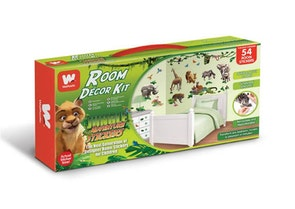 Jungle Wall Room Decor Kit
