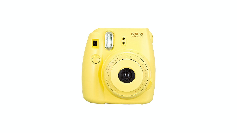 Fujifilm Instax Mini8 - Yellow